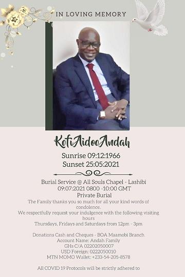 Kofi Aidoo Andah