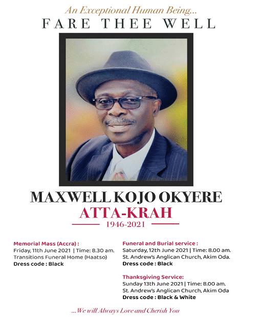 Maxwell Kojo Okyere Atta-Krah